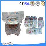 Boa absorvência e tecidos impressos do bebê de Backsheet com fragrância