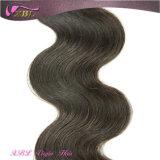 Одно выдвижение волос Donor полной девственницы объемной волны Cutilce Unprocessed бразильское