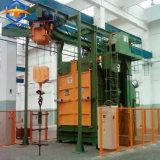 큰 금속 부속을%s Q3720 훅 샷 폭파 기계
