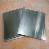 Folha de alta temperatura do tungstênio, placa do tungstênio 99.95%