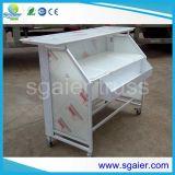 Portátil Bar Counter Folding LED Bar Table Acrylic LED Bar Tables