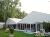 عالية الجودة خيمة الجدار الزجاجي تزيين حفل زفاف لحدث
