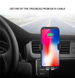 аксессуары для телефонов для мобильных ПК - быстрая зарядка ци автомобиля зарядное устройство беспроводной связи