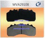 Het Stootkussen Wva29202 Wva29108 Wva29087 van de Rem van Scania
