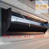 Kundenspezifisches automatisches Gerät mit Stahlrahmen-Zelle in der Geflügel-Halle
