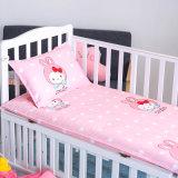 Jogo do fundamento da ucha do bebê do algodão da venda por atacado do fornecedor de China