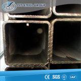 Пробка стальной трубы черноты стальной трубы b ранга A285m сваренная квадратом стальная от изготовления
