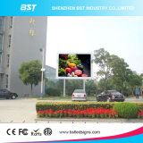 Mais baratos P5 High Brightness Outdoor Full Color Publicidade LED Billboard para Pillar