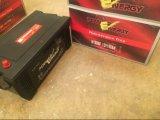 N180MF 12V180AH de plomo ácido libre de mantenimiento de la batería de camiones