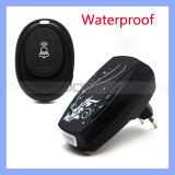 36 тонов Long Range Waterproof Wireless Doorbell с СИД Light