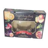 Fruta personalizados caja de embalaje de papel, papel de fruta al por mayor caja de cartón ondulado