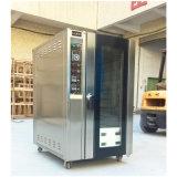 Horno de panadería eléctrico de la convección de la circulación de aire 10-Tray de la fábrica verdadera