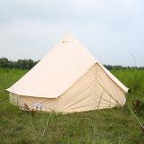 Цвет горячего продукта хаки делает шатер водостотьким колокола холстины размера 5m