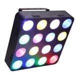 16X30W 3in1 Blinder RGB Tricolor DJ LED Efeito de luz