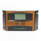 12V/24V 10A Sonnenkollektor/Energien-Controller mit LCD+Double Tasten-Geschäft Ld-10A