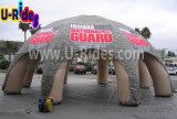 Aufblasbares Zelt Armkreuz mit 6 Beinen für Ereignisse, aufblasbares Kabinendach
