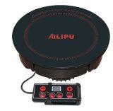 Ailipuは熱い鍋のための円形の回線制御誘導のSmH201を調理するストーブか貴重品箱で構築した