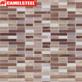 Zubehör-Farbe beschichtete vorgestrichene Galvalume-Stahlringe mit Wand-Fliese-Muster
