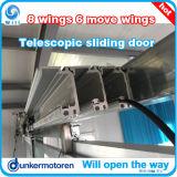 Operador DE La Puerta Automatica DE Telescopico Puerta Telescopica