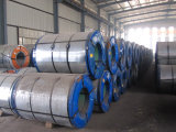 A cor Prepainted do Galvalume revestiu a bobina de aço (SS400/Q195/Q235)