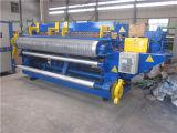 Fabbrica di macchina saldata acciaio galvanizzata automatica della rete metallica