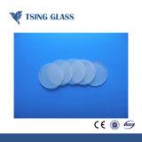 4-15mm claro / Ácido coloridos de vidro Gravado