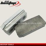 Bloque de diamante de bonos de metal para moler y losa de granito pulido