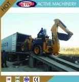 Backhoe WZ30-25 2.5Ton de Machines van de Lader met Prijs Competetive