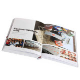 Stampa professionale del libro della foto di colore completo di alta qualità