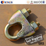 Металлические молнии эластичной проволочного каната Clip DIN1142 крепежные детали