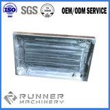 acier au carbone Precison 1010/1020/1040 partie d'usinage par fraisage CNC Centre tournant