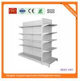 Estante de una tienda al por menor 08127 de la droga de la estructura del metal y de madera del estante de visualización