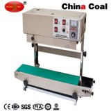 L'horizontale continue de la bande de plastique/aluminium /Sac Machine d'étanchéité de chauffage