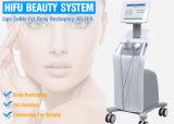 Cuerpo adelgaza la máquina de ultrasonidos Hifu Hifu rejuvenecimiento de la piel