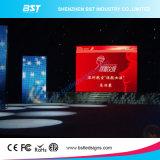 SMD2121 l'écran 1r1g1b de la location DEL en aluminium la lumière HD P4.81 de moulage mécanique sous pression ultra