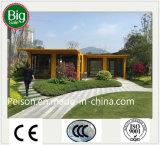 Vida de la alta calidad con el chalet móvil/la casa prefabricados/prefabricados