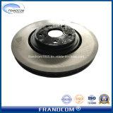 Rotor de freno de disco de freno de acero para el coche japonés