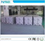 Visualizzazione di LED esterna esterna di prezzi di fabbrica della video visualizzazione P6 P6