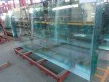 正面の緩和されたガラス