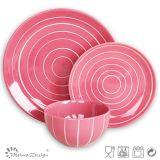 16PCS variopinto Ceramic Stoneware Dinner Set