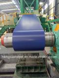 PPGIはカラーによって電流を通された屋根瓦のための電流を通された鋼鉄コイルをPrepainted