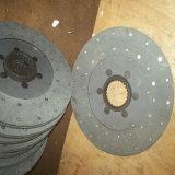 Accesorios del mecanismo del alzamiento de la placa del disco del freno de los recambios de grúa