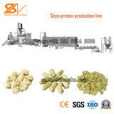 Usine de fabrication de soja professionnel des morceaux de l'équipement