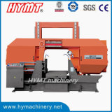 GW42100 유형 수평한 높은 정밀도 악대 sawing 절단 깎는 기계
