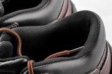 Zapatillas de acero de la suela media de acero del dedo del pie (M-8026)