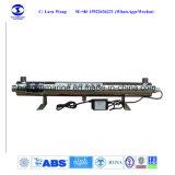 1~60m3/H van de Ultraviolette van de Behandeling van het water de UVSterilisator Sterilisator van het Water