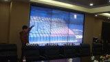 Соединять экрана LCD 47 дюймов, рекламируя видео- стену,