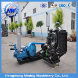 Hengwangの供給Bw160電気単一シリンダー泥ポンプ