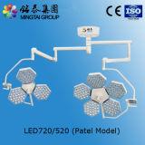 Lampada Shadowless LED720 di Ot di chirurgia montata soffitto