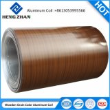 高品質はカラーによって塗られたアルミニウムコイルの卸売価格をPrepainted